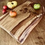 Rustic Wood Presentation Board