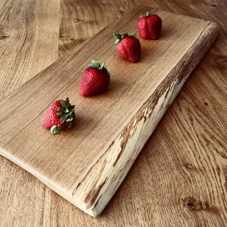 Solid Wood Serving Platter