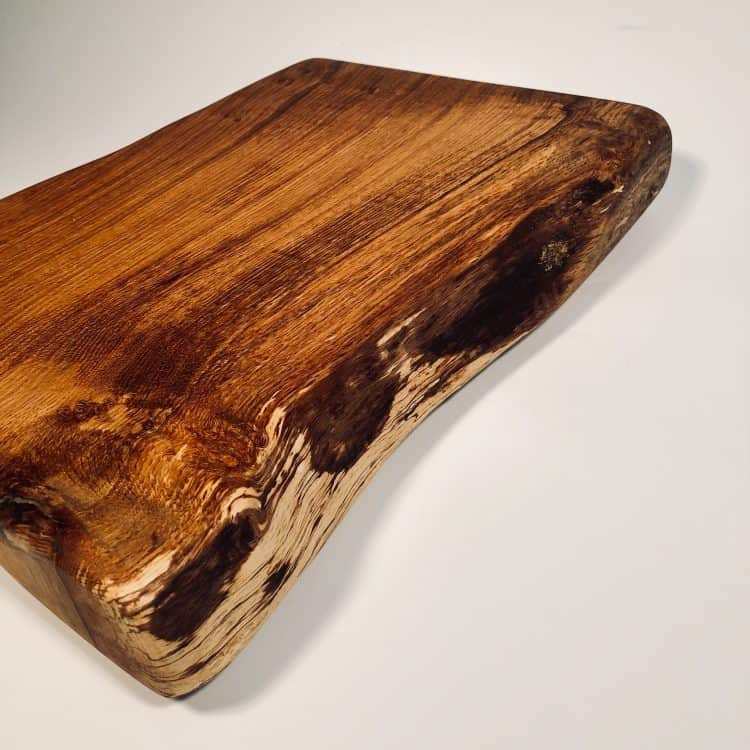 Large Solid Wood Breadboard front