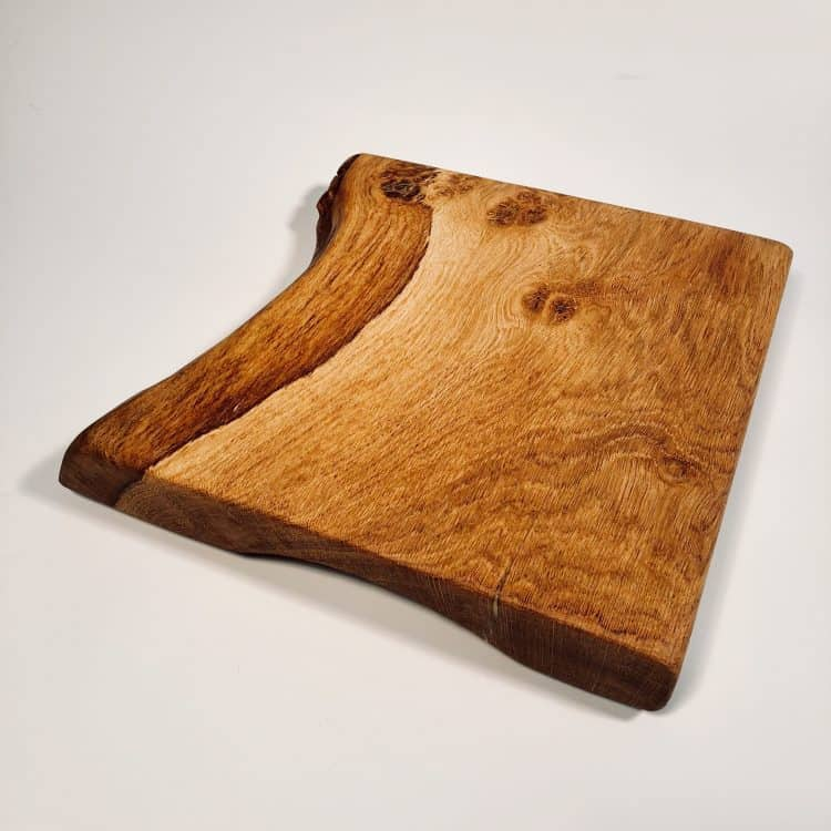 Rustic Wood Serving Board main2